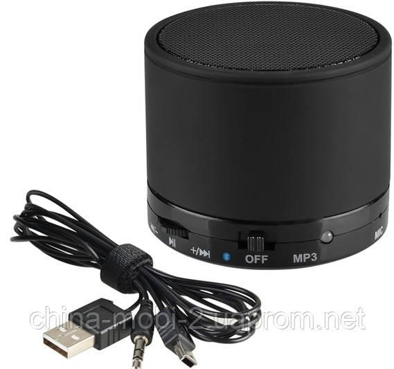 Портативная колонка Mini bluetooth speaker S10 black  Q10