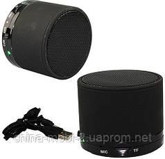 Портативна колонка Mini bluetooth speaker S10 black Q10, фото 2