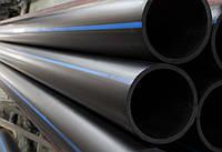 Труба полиэтиленовая водопроводная ПЭ-100, SDR 21, 315x15