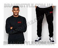 Спортивный костюм UFC черный