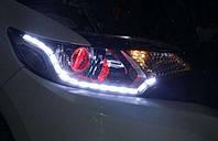 CRYSTAL LED DRL ходовые огни с бегущим сигналом поворота