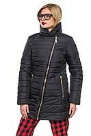 Зимняя женская стеганая куртка, фото 1