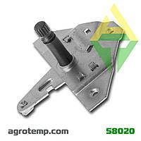 Привод замка правый КамАЗ 5320-6105080