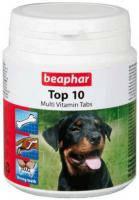 ВИтамины БЕАФАР  для Собак ТОП 10 табл №750