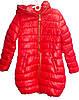 Детская куртка на девочку (6-12 лет). Осень-зима