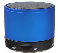 Портативная колонка Mini bluetooth speaker S10 blue, фото 1