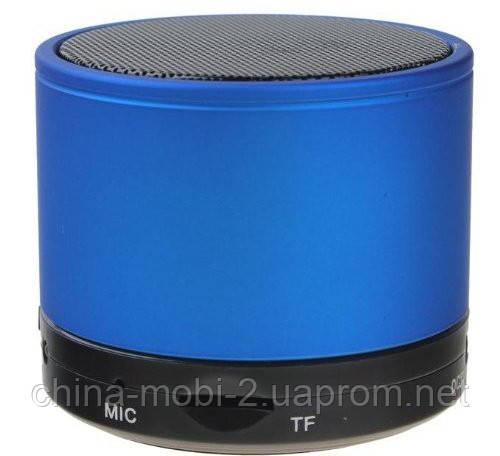 Портативна колонка Mini bluetooth speaker S10 blue, фото 2