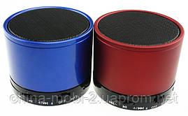 Портативна колонка Mini bluetooth speaker S10 blue, фото 3