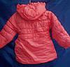 Детская куртка на девочку (3-6 лет). Осень, фото 2