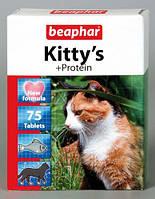 ВИтамины БЕАФАР Коты Киттис Протеин таб №180