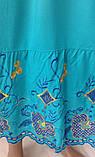 Однотонные длинные платья на лето., фото 3