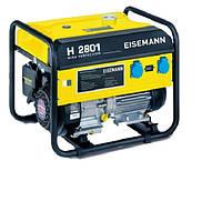 Бензиновый генератор EISEMANN H2801 на 2,5 кВт. 220 V