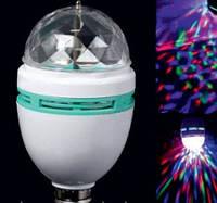Лампа Lemanso св-ая Праздник 4W E27 (RGB+White) 230V / LM396