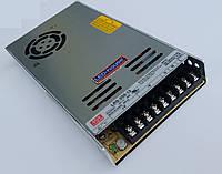 Источник питания Mean Well LRS-350-12V,(Минвел), фото 1