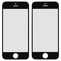Стекло сенсорного экрана iPhone 5/5C/5S black