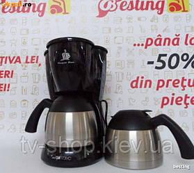 Кофеварка-термос Clatronic 2740 ( колбы 2 шт)