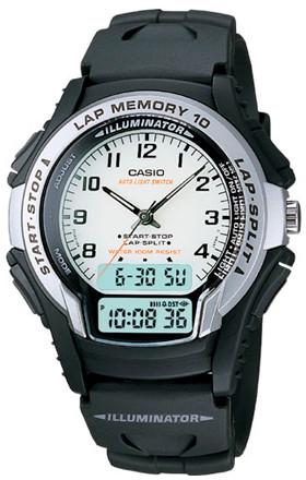 Мужские часы Casio WS-300-7BVEF