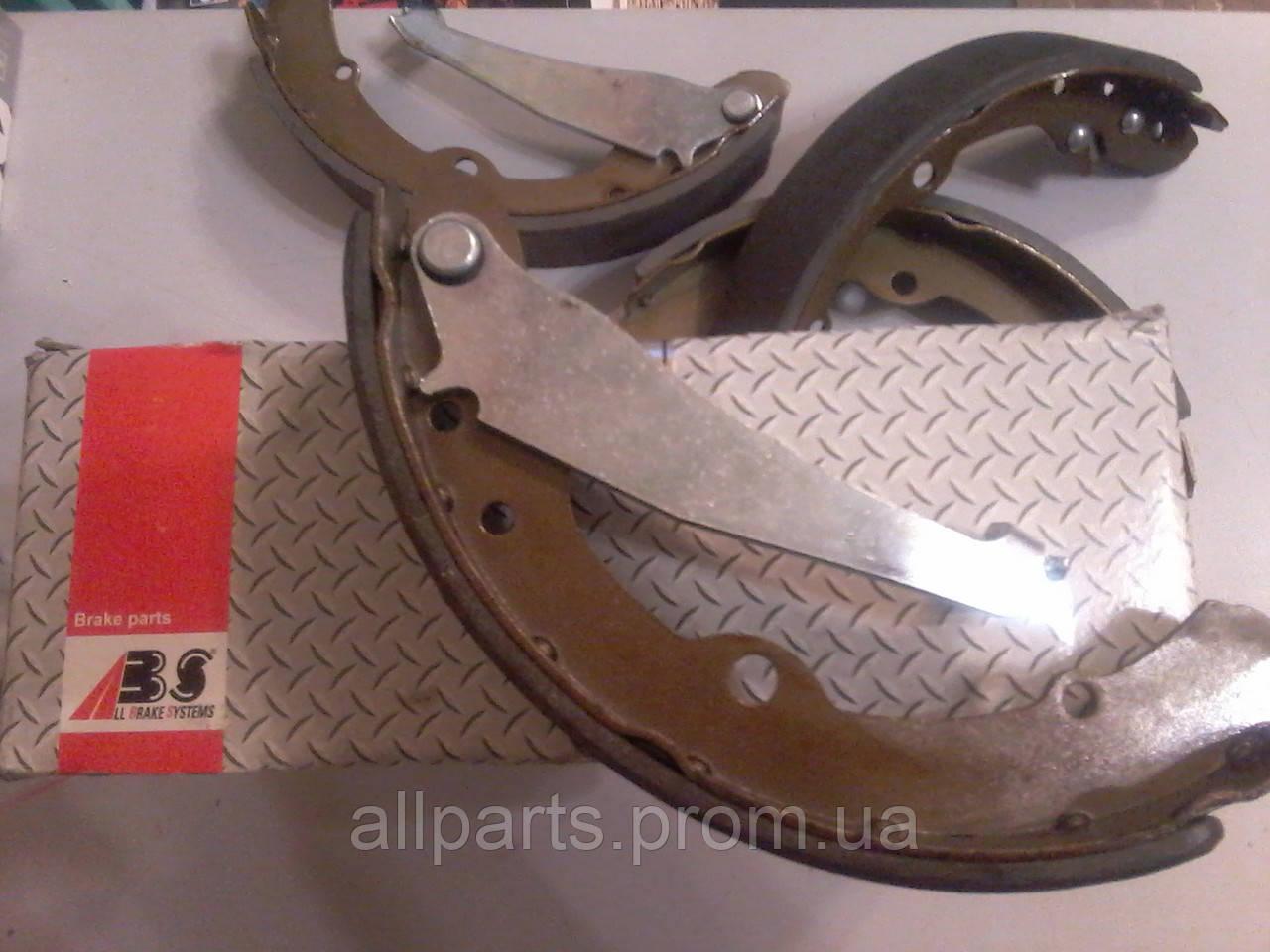 A.B.S. тормозные колодки АБС (страна производитель Голландия)