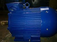 Электродвигатель 4АМ-200-М8. 18.5 кВт. 735 об/мин