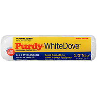 Насадка на валик з дралону гладка поверхня Purdy White Dove