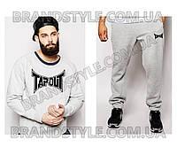 Спортивный костюм Tapout серый