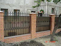 Забор.