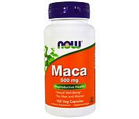 Maca 500 mg 250 veg caps