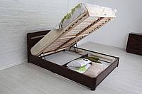 """Кровать из натурального дерева """"Нова с подьемным механизмом"""", фото 1"""