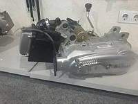 Двигатель бензиновый для квадроцикла 150 см3 157QMJ c задней передачей