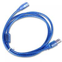 Кабель шнур удлинитель USB 2.0 A/F 1.5м