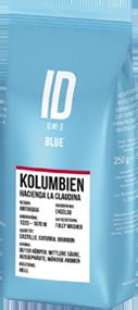 "Кофе в зернах JJ Darboven ID Blue "" Kolumbien""  250г"