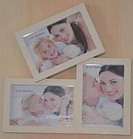 Фотоколлаж, фоторамка на 3 фото, фото 1