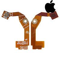 Шлейф для Apple iPod Touch 4G, антенны Wi-Fi, с компонентом (оригинал)