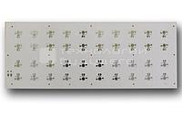Алюминиевая плата  U 40W 395*154*0.8 РКУ-ТБ    Epistar / Nichia