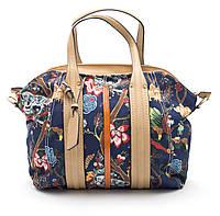 Стильная женская сумка с цветочным принтом OFYA art. 1709, фото 1