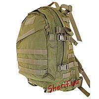 Рюкзак тактический 30 литров Flyye MOLLE AIII Backpack Khaki  BE0359UA