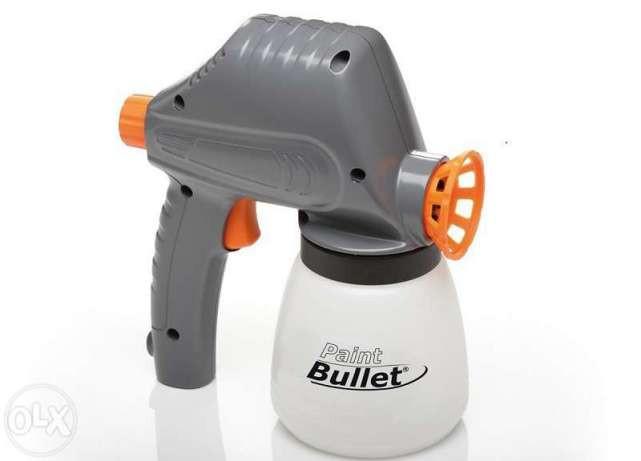 Краскораспылитель Paint Bullet Краскопульт