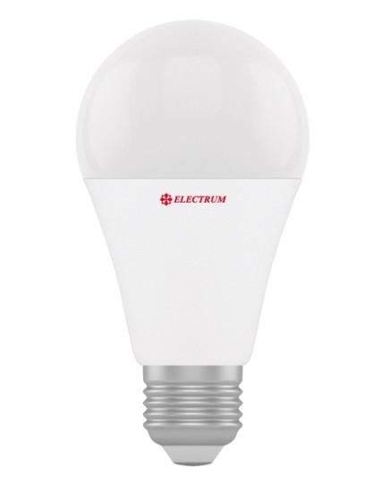 Светодиодная лампа Electrum A-LS-0147 A60 15W E27 3000K PA LS-22 Код.58712