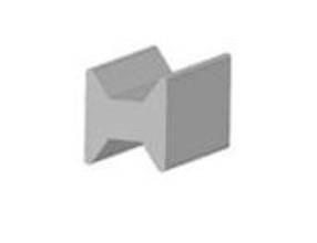 Соединитель-фиксатор РФ 70 для профиля ЛС 70 Код.58709