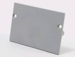 Торцевая заглушка универсальная ЗС 70 для профиля ЛС 70 (1шт) Код.58706
