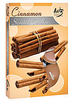 Ароматические свечи-таблетки корица Bispol p15-65