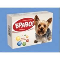 Витамины БРАВО Табл №300 для малых собак АРТЕРИУМ