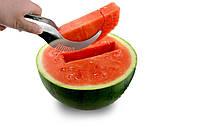 Оригинальный нож для нарезки арбуза и дынь