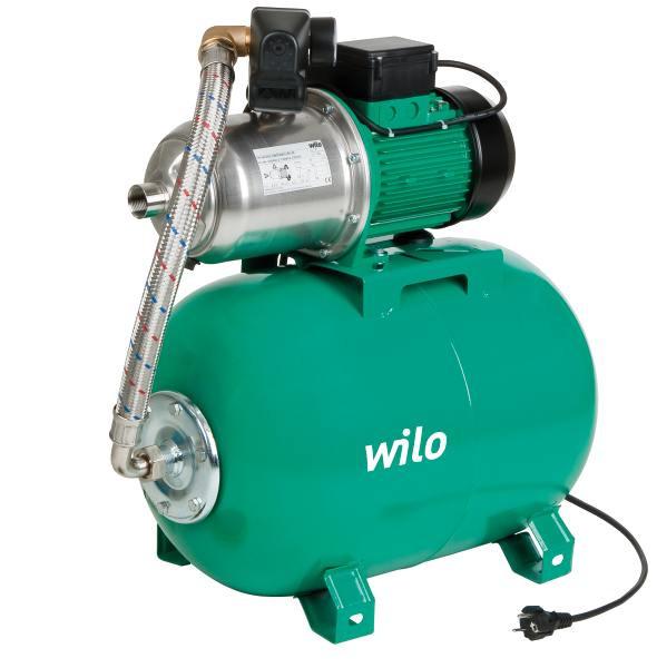 Насос горизонтальный центробежный  Wilo-MultiCargo HMC , WILO (Германия)