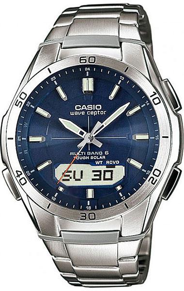 Мужские часы Casio WVA-M640D-2AER