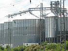 Металлические силоса с плоским дном для хранения зерна, фото 4