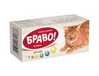 Витамины БРАВО Табл №60  для котов АРТЕРИУМ