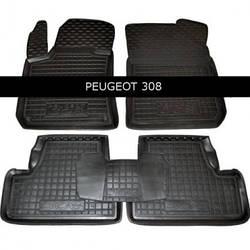 Коврики салона Avto-Gumm PEUGEOT P 308 ( 2014>)