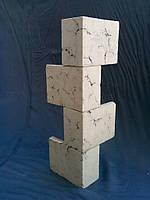 Облицовочное архитектурное изделие Угловой элемент-1(облицовочной плитки)
