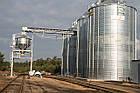 Силосные зернохранилища с конусным дном, фото 4